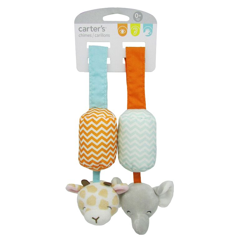 Carter's Giraffe and Elephant Chimes