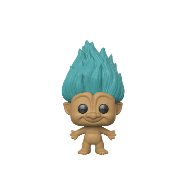 Figurine en Vinyle Teal Troll Par Funko POP! Trolls