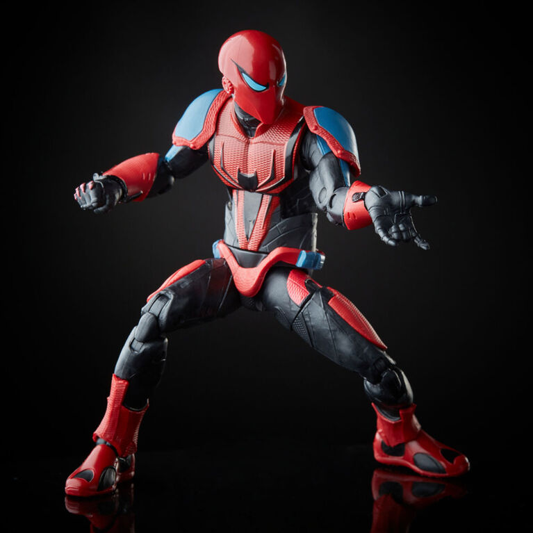 Marvel Spider-Man Legends Series, figurine Spider-Armor MK III
