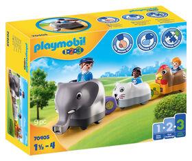 Playmobil - Animal Train