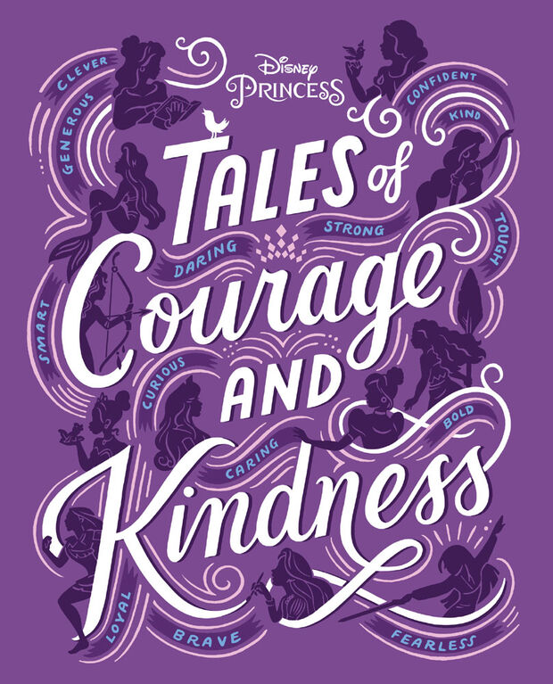 Tales Of Courage And Kindness - Édition anglaise
