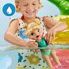 Baby Alive Goûter ensoleillé, mange et fait «caca», poupée à baigner
