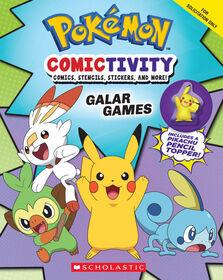 Scholastic - Pokemon Comictivity #1 - Édition anglaise