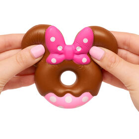 Kawaii Squeezies Minnie Food - Minnie Donut
