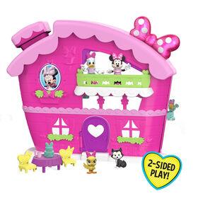 Minnie's Bowfabulous Home - English Edition - R Exclusive