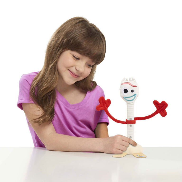 Disney/Pixar's Toy Story 4 Large Plush Forky - R Exclusive