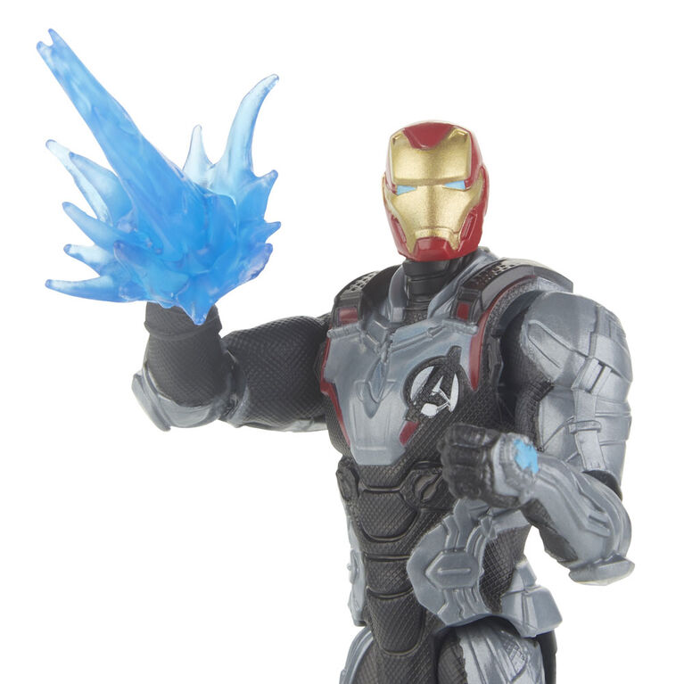 Marvel Avengers: Endgame Team Suit Iron Man 6-Inch-Scale Figure
