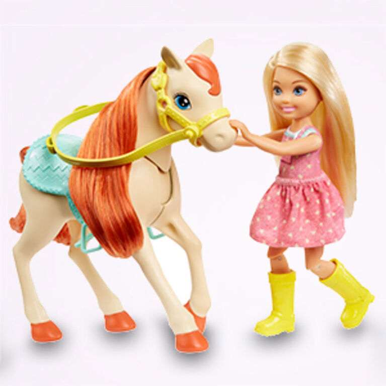 Barbie Dolls, Horses and Accessories