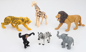 Animal Planet - Safari Collectible Playset