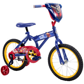 Huffy Marvel Captain Marvel Bike - 16 inch