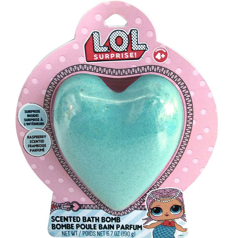 L.O.L. Surprise! Single Pack Bath Bomb - Blue.