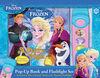 Frozen II Flashlight Sound Book - English Edition