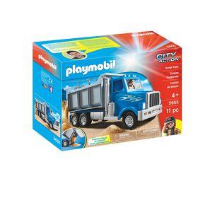 Playmobil - Dump Truck (5665)