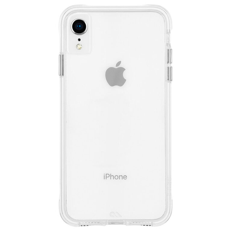 Case-Mate Tough Clear Case iPhone XR Clear