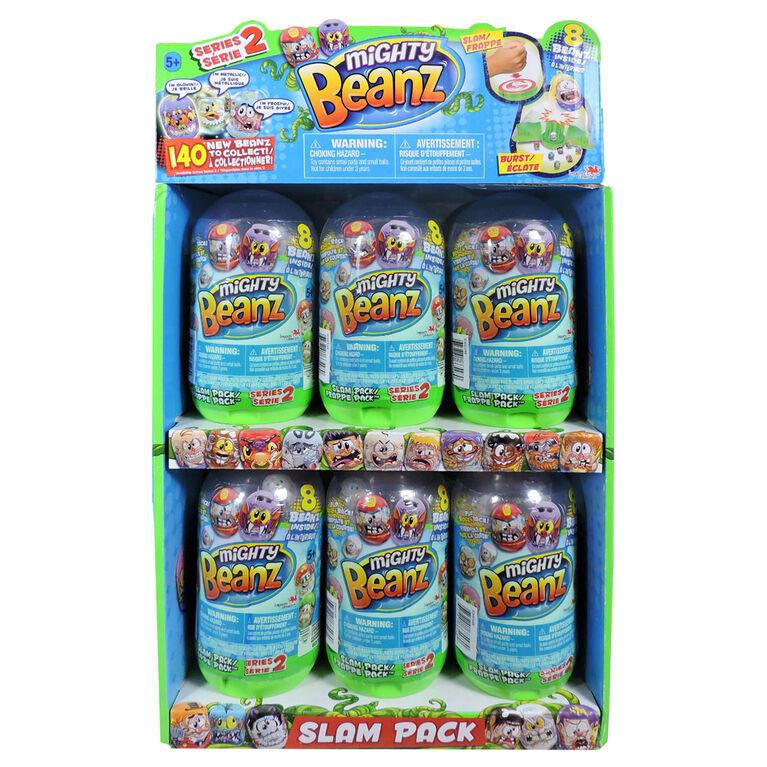 Mighty Beanz 8 Pack - Season 2