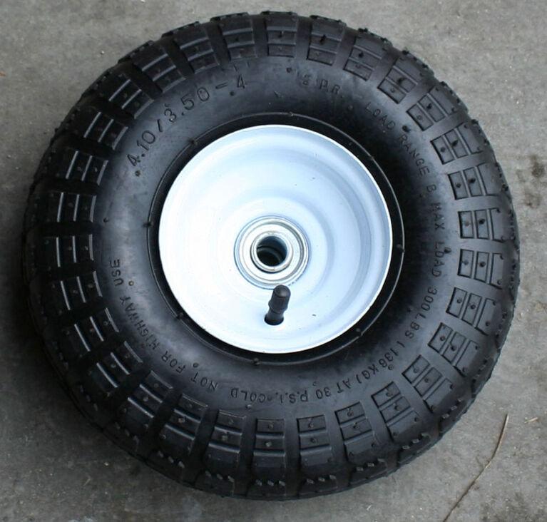 Millside - 4 roues pneumatique
