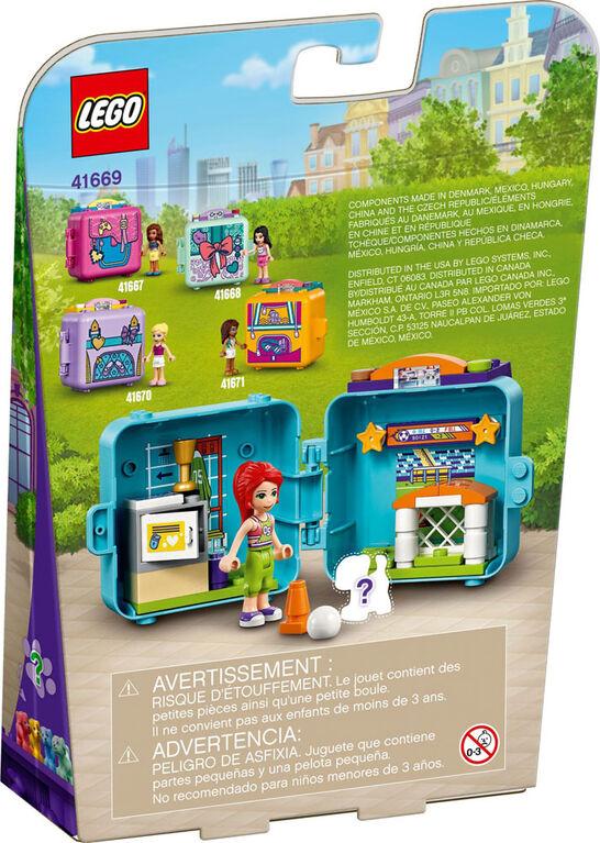 LEGO Friends Le cube de soccer de Mia 41669