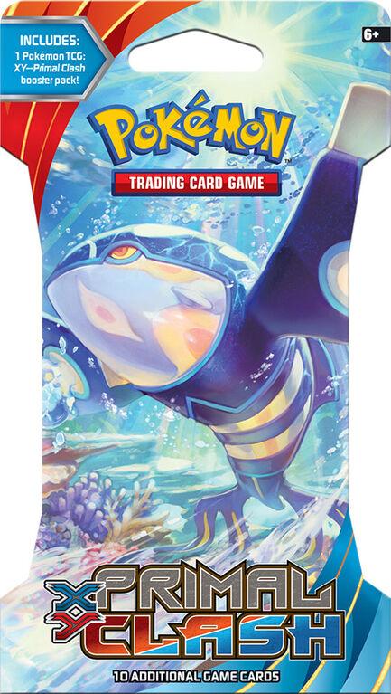 Pokémon - Pokémon XY5 - Primal Clash Blister