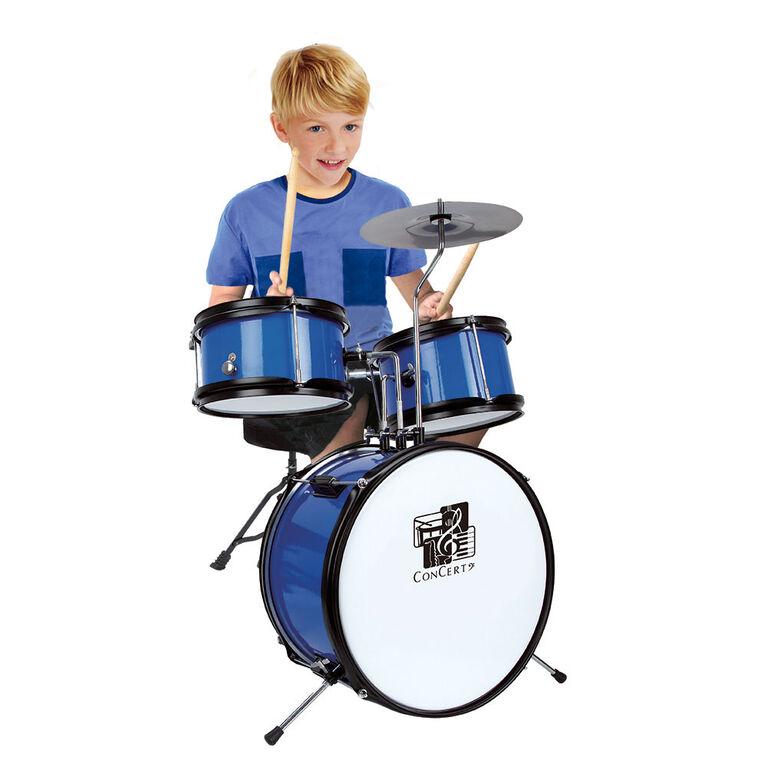 Concerto 5 pièces Batterie Junior Music Pro