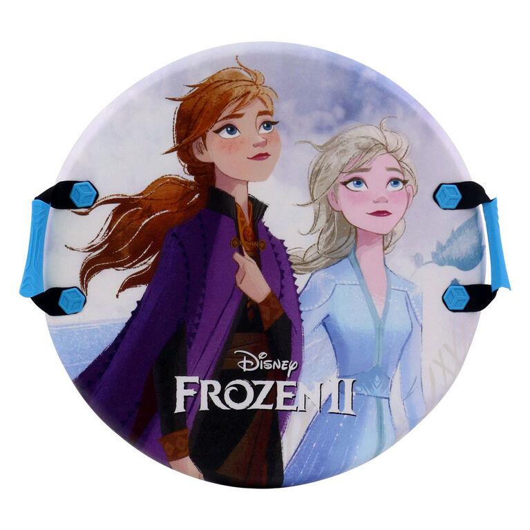 """Frozen 2 Traîneau à neige 24"""" Disque Rond"""