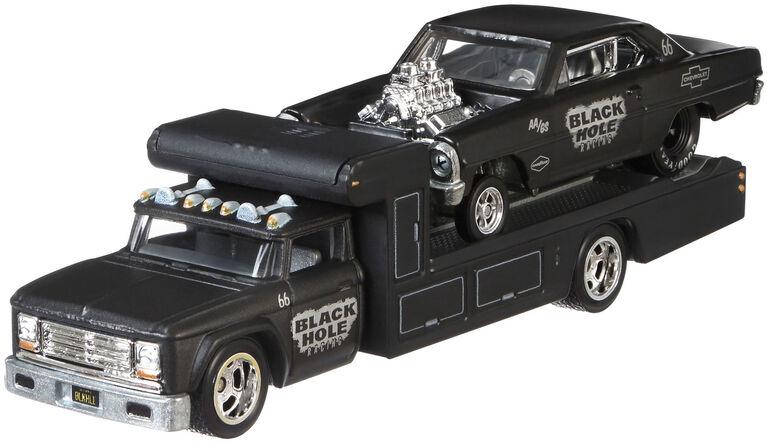 Hot Wheels Retro Rig Vehicle