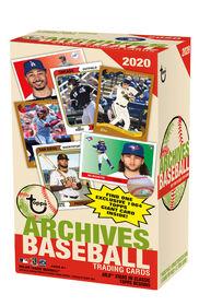 2020 Archives MLB Value Box
