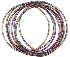 Wave Hoop de Maui - Comprend 1 cerceau Les couleurs et les styles peuvent varier