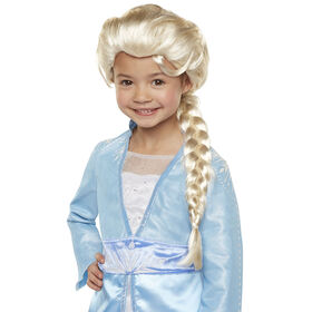 Frozen 2 Elsa Travel Wig