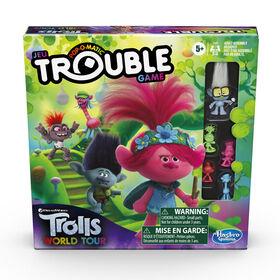 Trouble, Les Trolls 2 : Tournée mondiale de DreamWorks