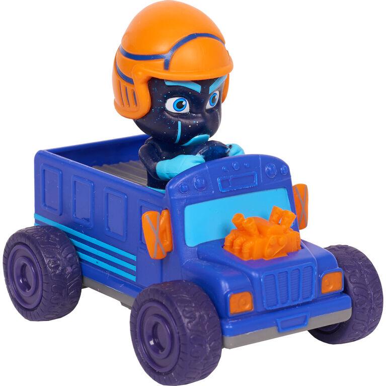 PJ Masks Race Into the Night  Mini Vehicles Set