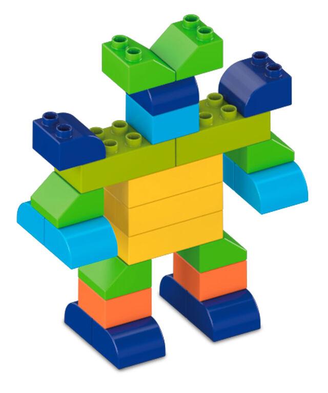 Mega Bloks 40 Piece Construction Box