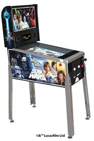 Arcade1UP Star Wars Pinball