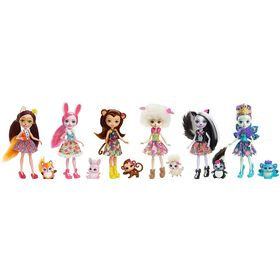 Enchantimals Collection Dolls - R Exclusive