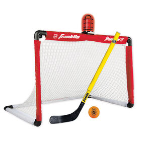 But de gardien de hockey de rue Light it Up Franklin Sports NHL