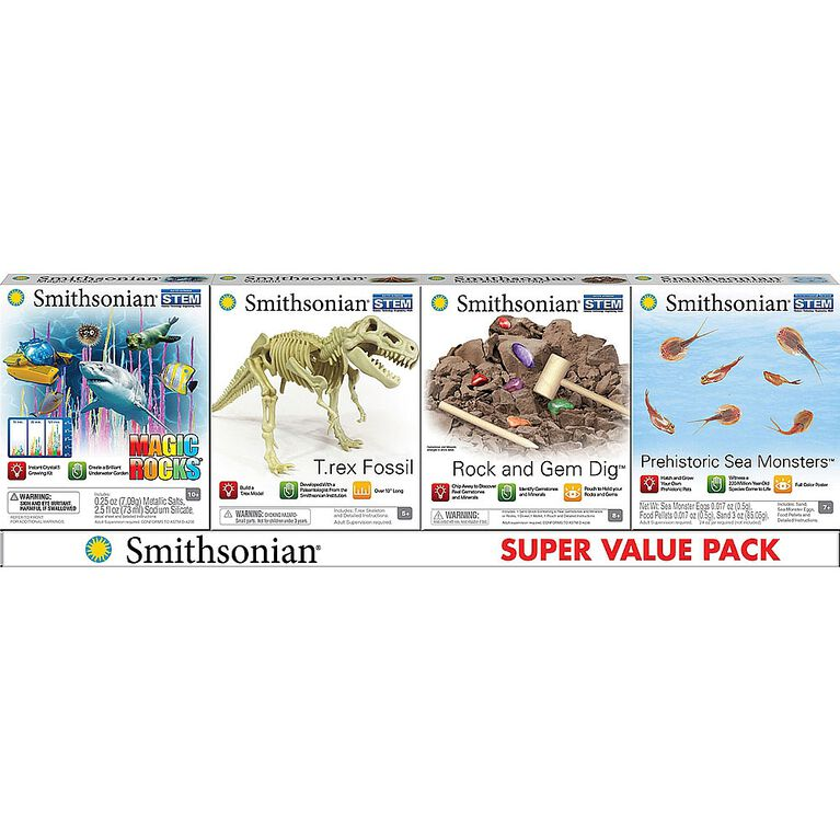 NSI Products - Smithsonian Micro Science Kits