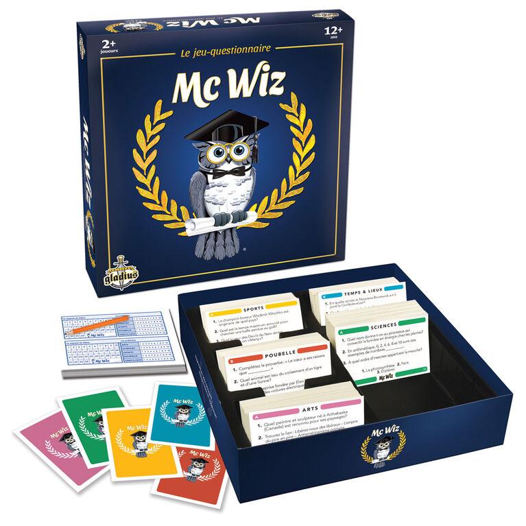 Mc Wiz Quiz - Édition française