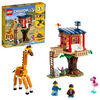 LEGO Creator La cabane dans l'arbre du safari sauvage 31116