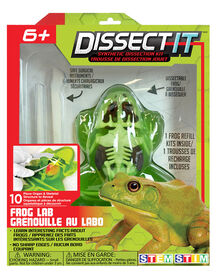 Dissect It - Frog
