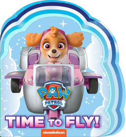 Time to Fly! (PAW Patrol) - English Edition