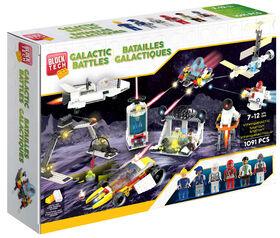 Block Tech - Galactic Battles: Intergalactic Station 1091 pc