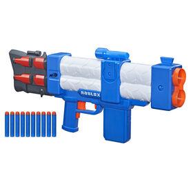 Nerf Mega XL, blaster Big Rig, 3 fléchettes sifflantes Nerf Mega XL, fléchettes Nerf Mega les plus grosses, rangement de fléchettes