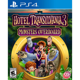 Play Station 4 - Hotel Transylvania 3 - Monsters Overboard