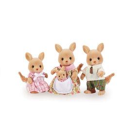 Calico Critters Hopper Kangaroo Family - styles may vary