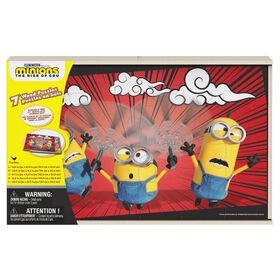 Minions 2 7-Pack of Wood Puzzles