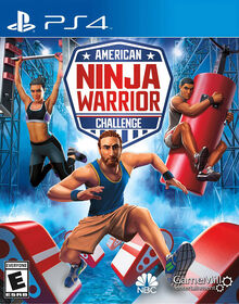 PlayStation 4 American Ninja Warrior