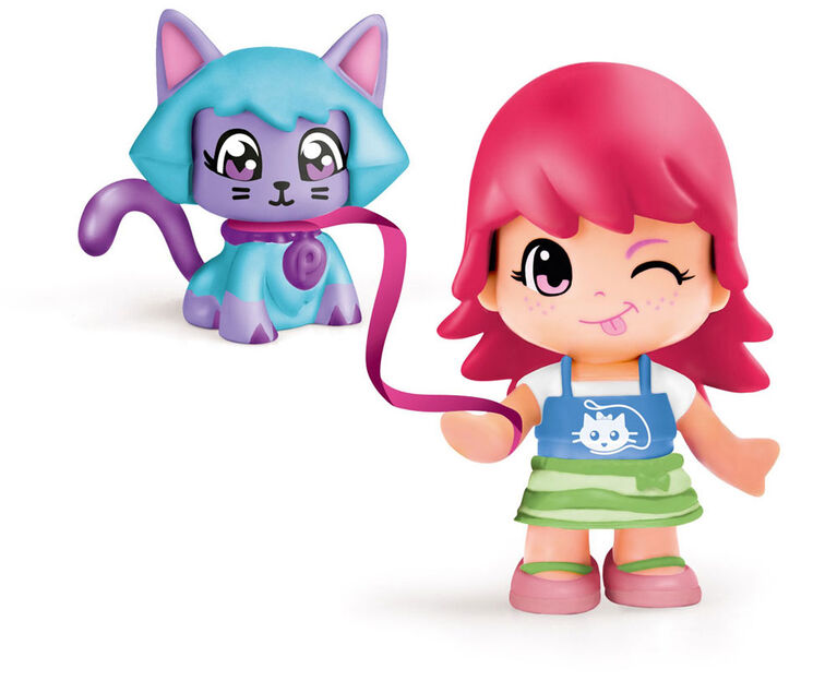 Pinypon Walks With Pets - Cats