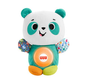 Fisher-Price Linkimals Play Together Panda - English Edition