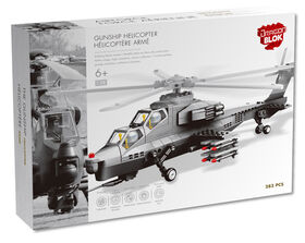 Gunship Helicopter - R Exclusive