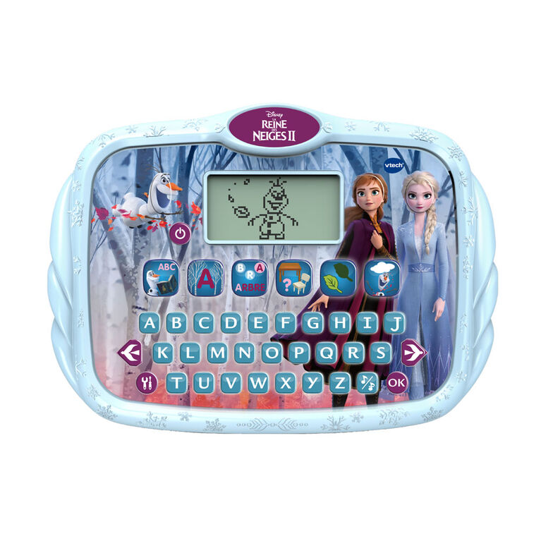 VTech La Reine des Neiges II - Frozen II - Super tablette éducative -  Édition française