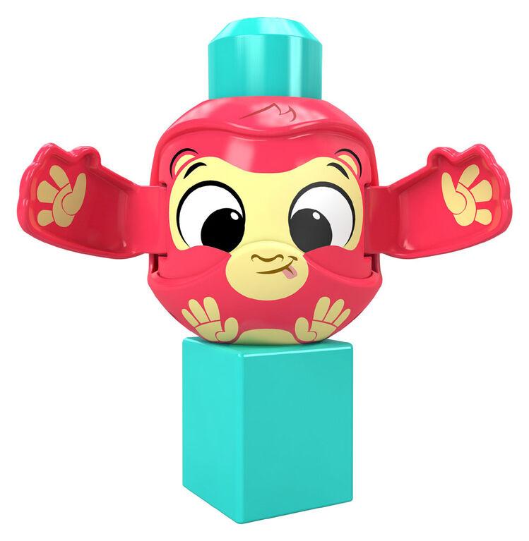 Mega Bloks - Peek A Blocks - Singe